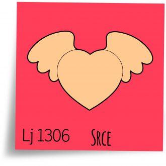 ilustracije modle za kolace kucaca srce