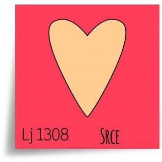 ilustracije modle za kolace srce