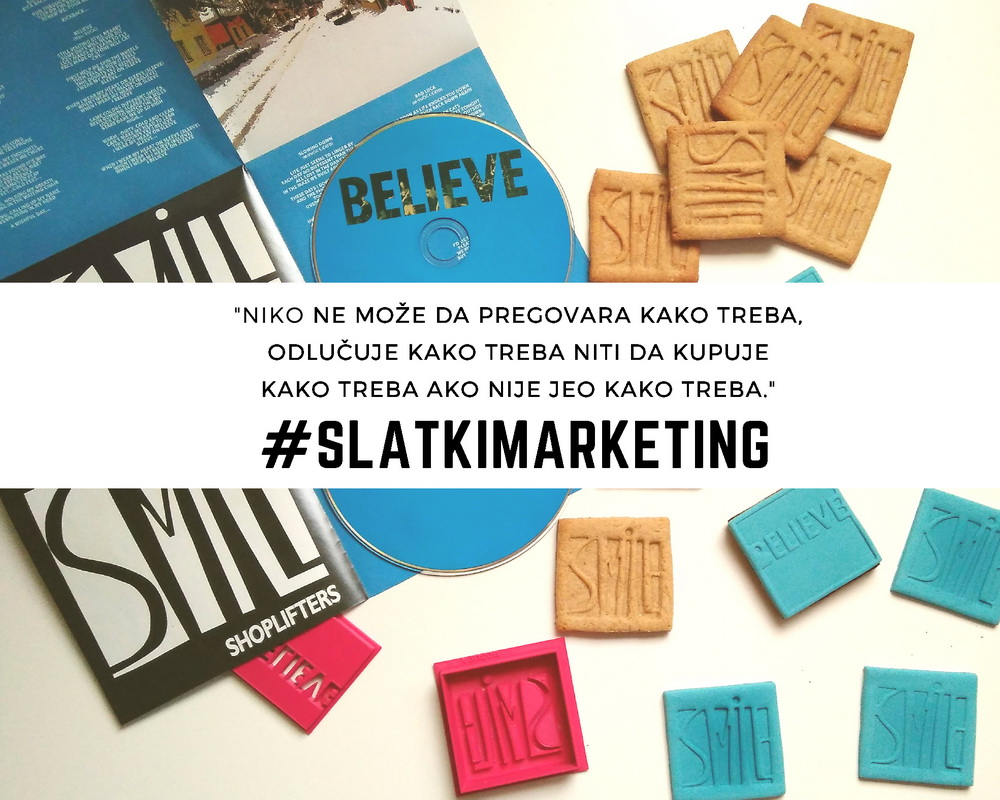 Slatki marketing