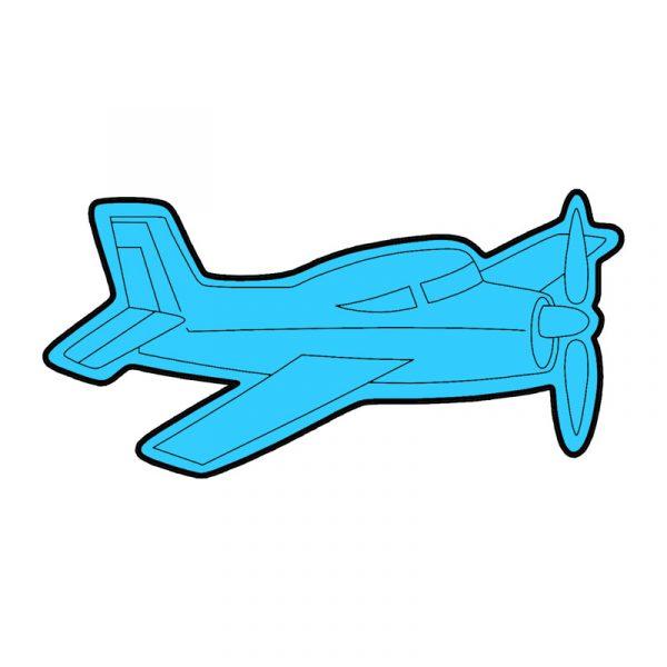 modla za medenjake avion