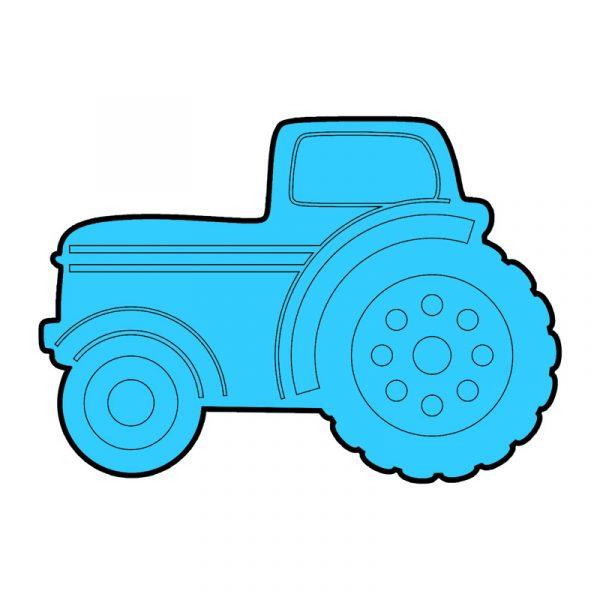 modla za medenjake traktor