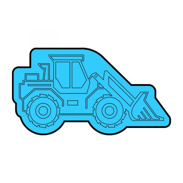 modla za medenjake buldozer
