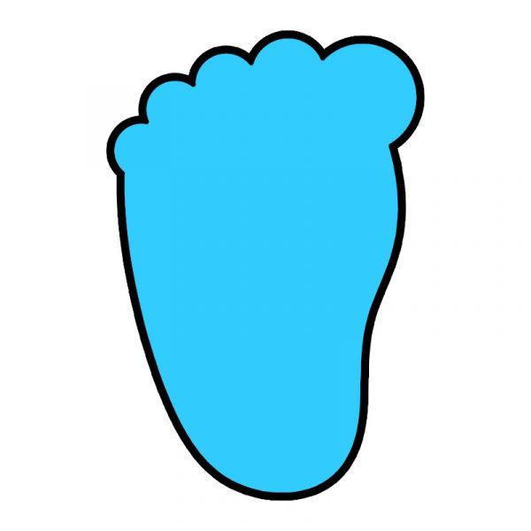 modla za medenjake stopalo