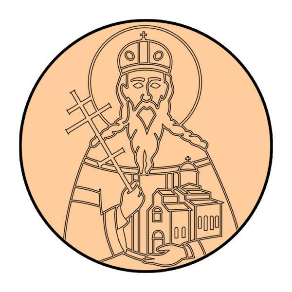 modla sa utiskivacem sveti stefan
