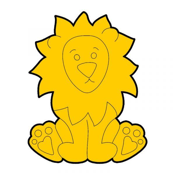 modla za kolace lav