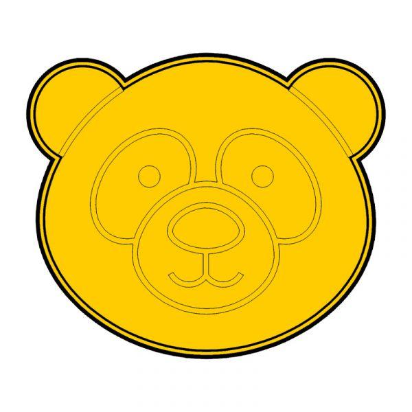 modla za kolace panda