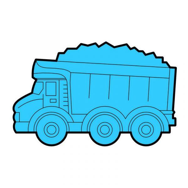 modla za medenjake kamion