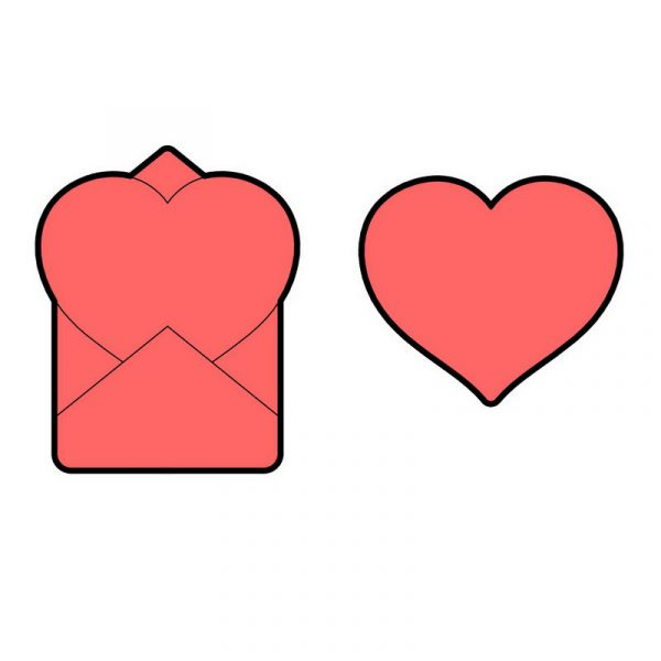 modle za kolace pismo i srce